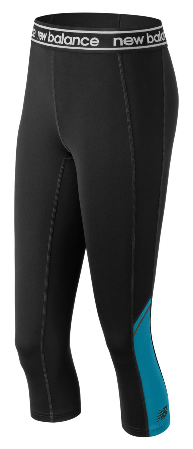 Women's Colorblock Accelerate Capri