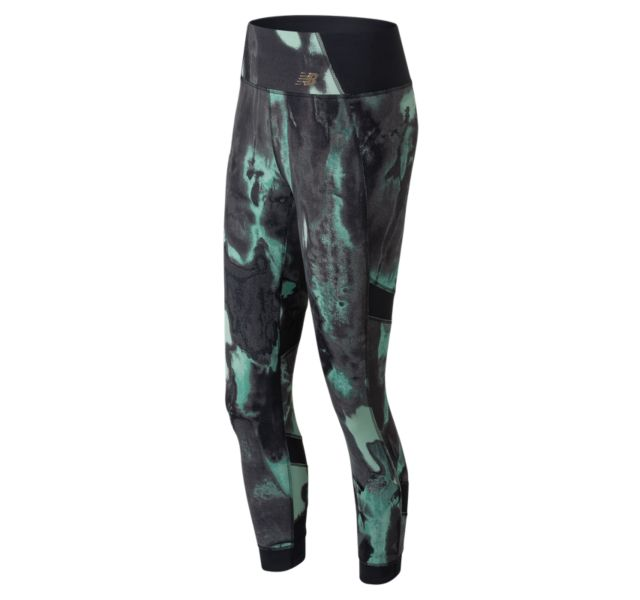 Women's Printed Evolve Tight