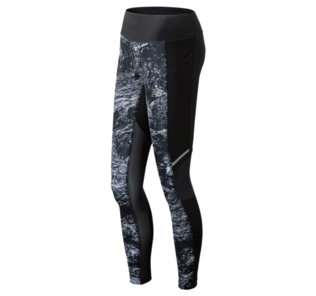 Women's Printed Impact Tight