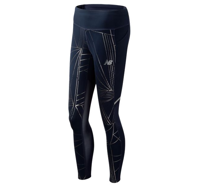 Women's Premium Printed Impact Tight