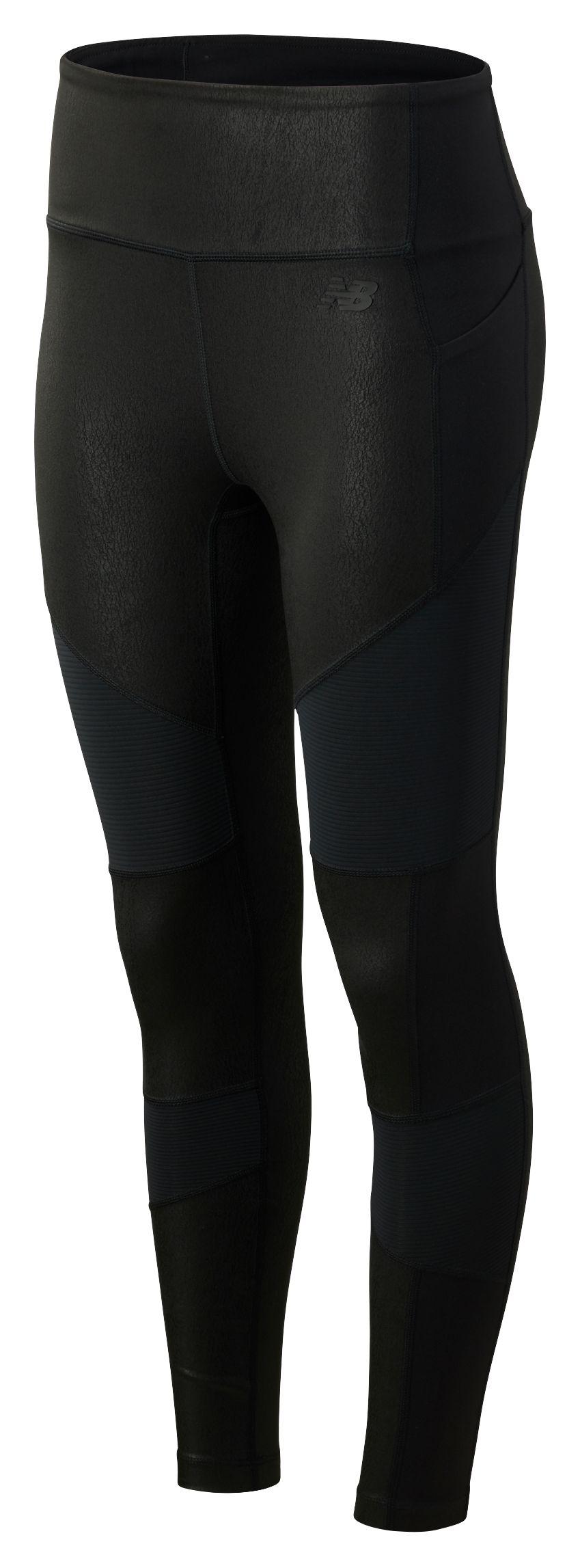 New Balance Women/'s Determination Tight Black