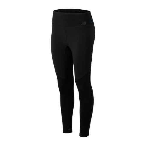 New Balance 93244 Women's Q Speed Winterwatch Tight - Black (WP93244BK)