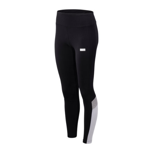 New Balance 93505 Women's NB Athletics Classic Legging - Black (WP93505BK)