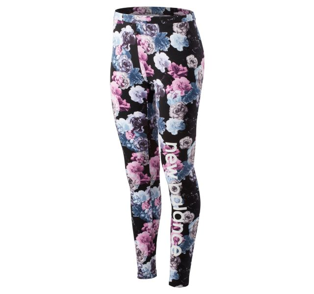 Women's Essentials Printed In Bloom Legging