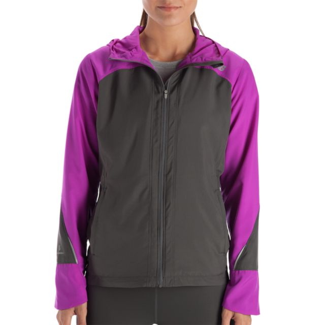 Womens Sequence Hooded Jacket