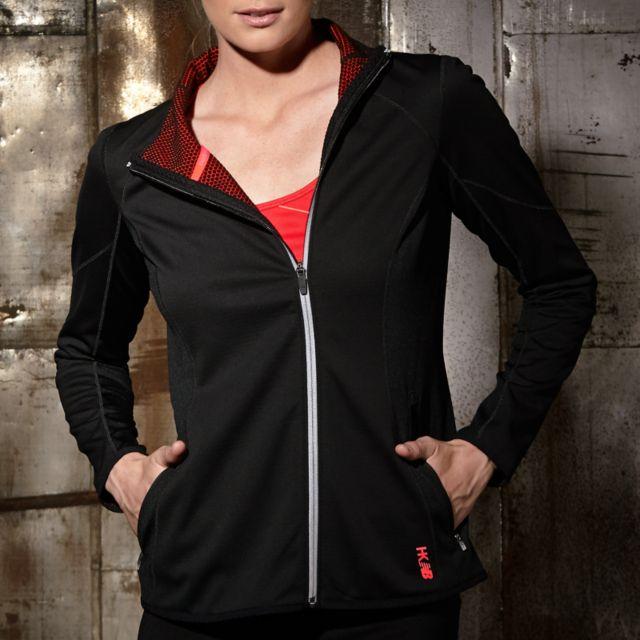 Womens HKNB Moto Jacket