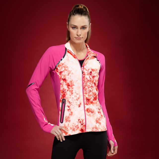 Womens HKNB Run Jacket