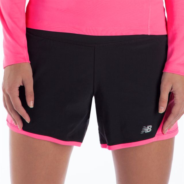 Womens 5 inch 2 in 1 Shorts