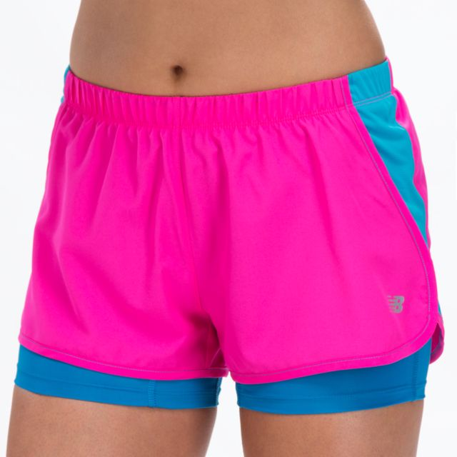 Women's Momentum 2 in 1 Short
