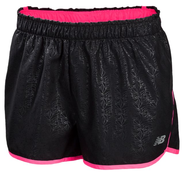 Womens NB Run Shorts