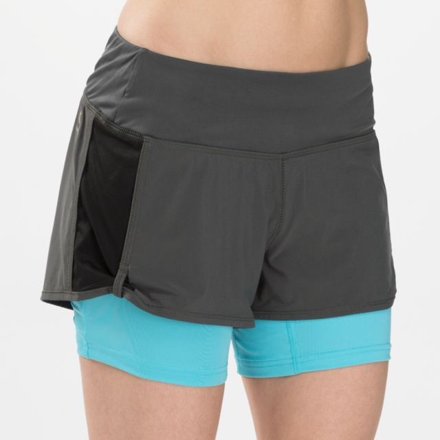 Womens Momentum 2 in 1 Short