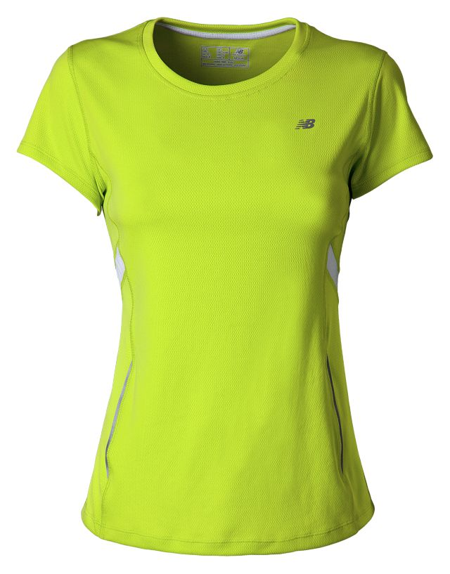 Color-Block Tempo Short Sleeve