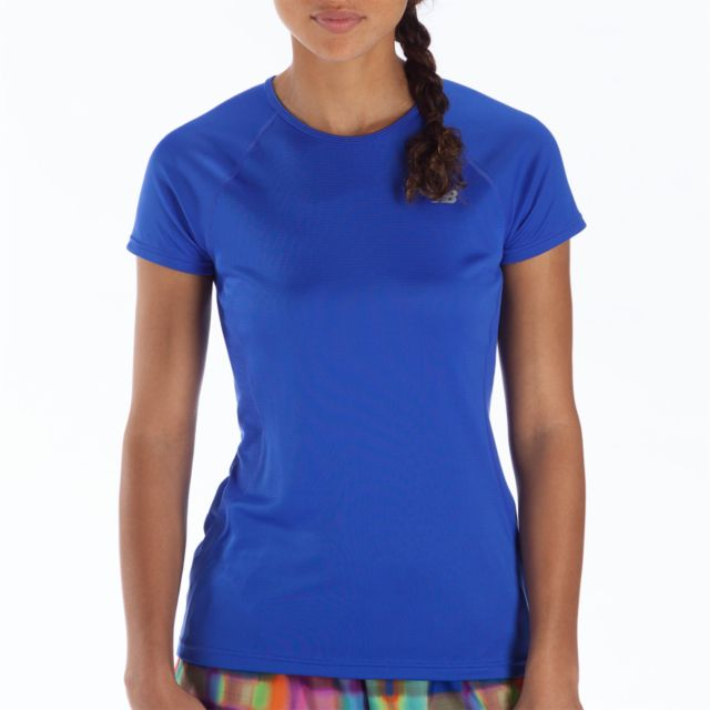Womens Momentum Short Sleeve