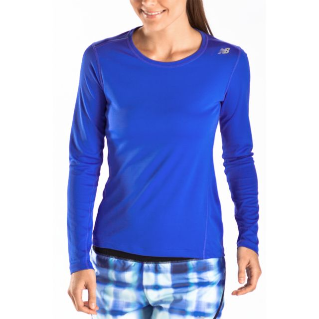 Womens Go 2 Long Sleeve Shirt