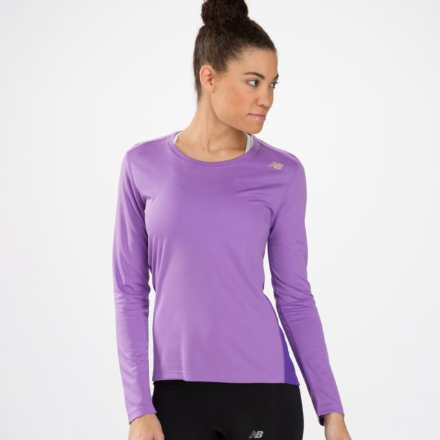 Womens Go 2 Long Sleeve Shirt