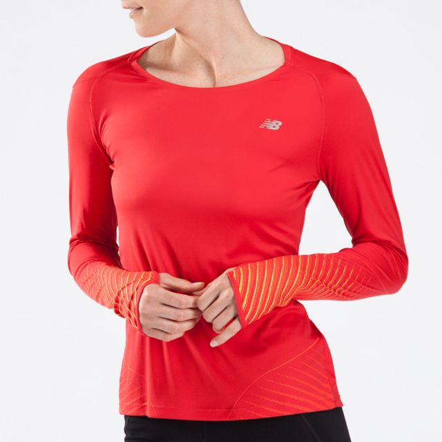 Womens Boylston Long Sleeve