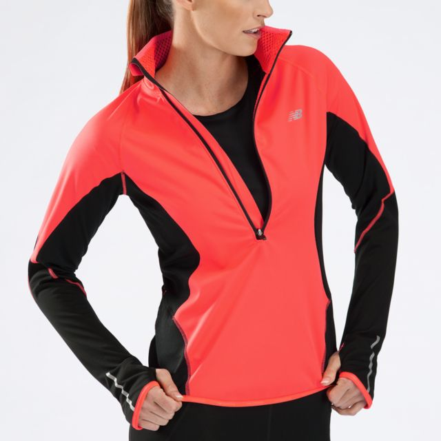 Womens Windblocker 1/2 Zip