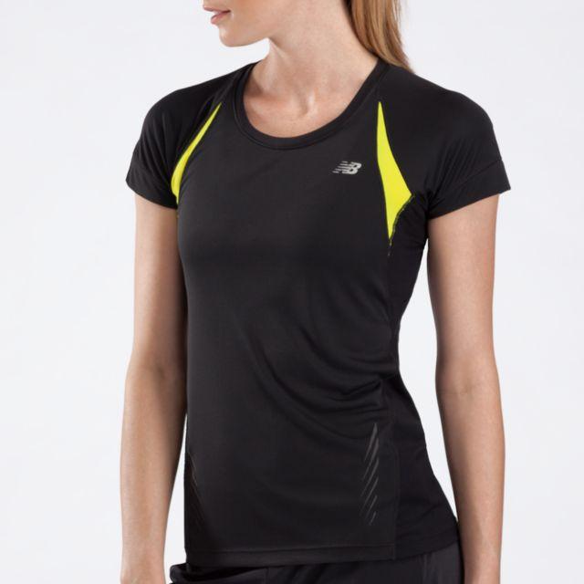 Womens Impact Short Sleeve Top