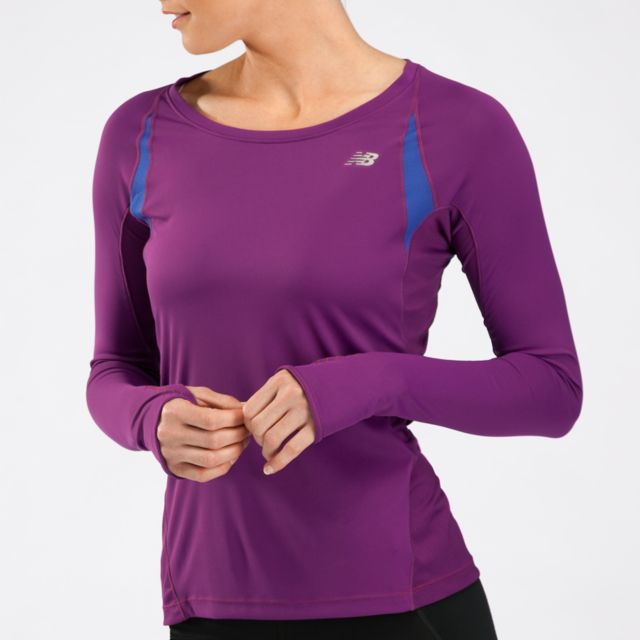 Womens Impact Long Sleeve Shirt
