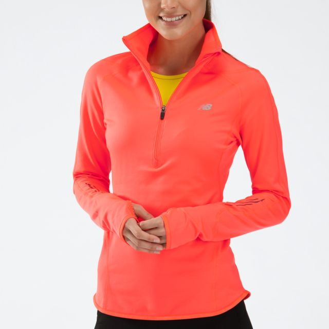 Womens Impact Thermal 1/2 zip
