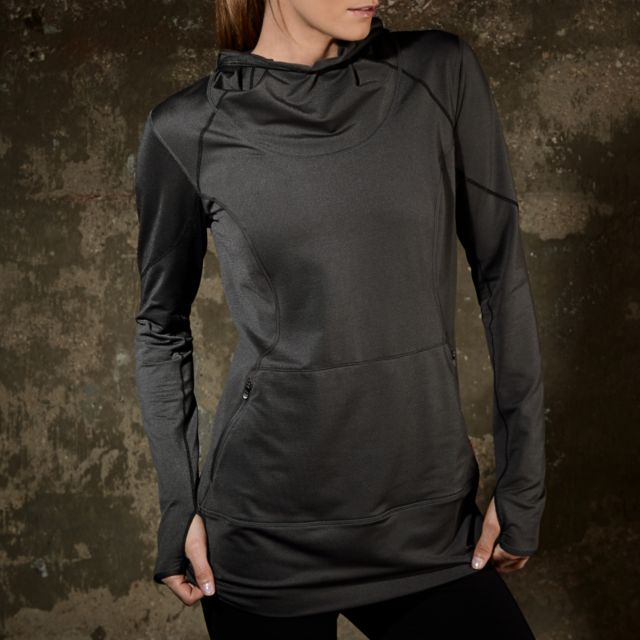 Womens  HKNB Moto Pullover