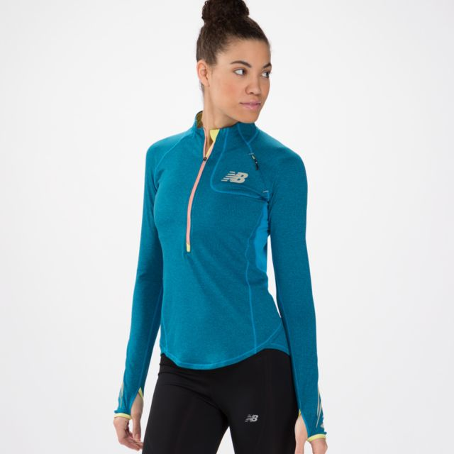 Womens Boylston Half Zip