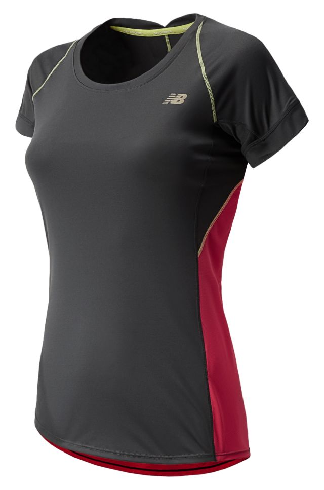 Womens Impact Short Sleeve Shirt