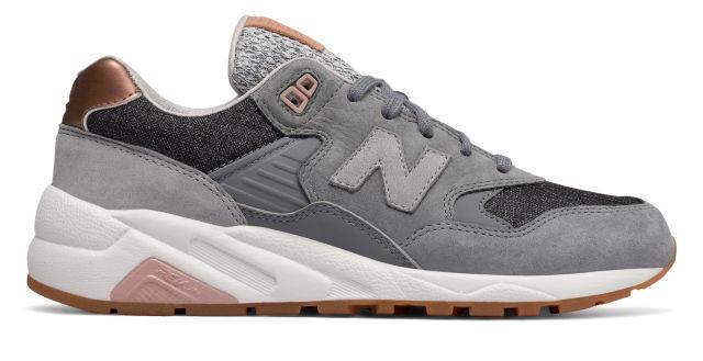 Women's 580 NB Grey