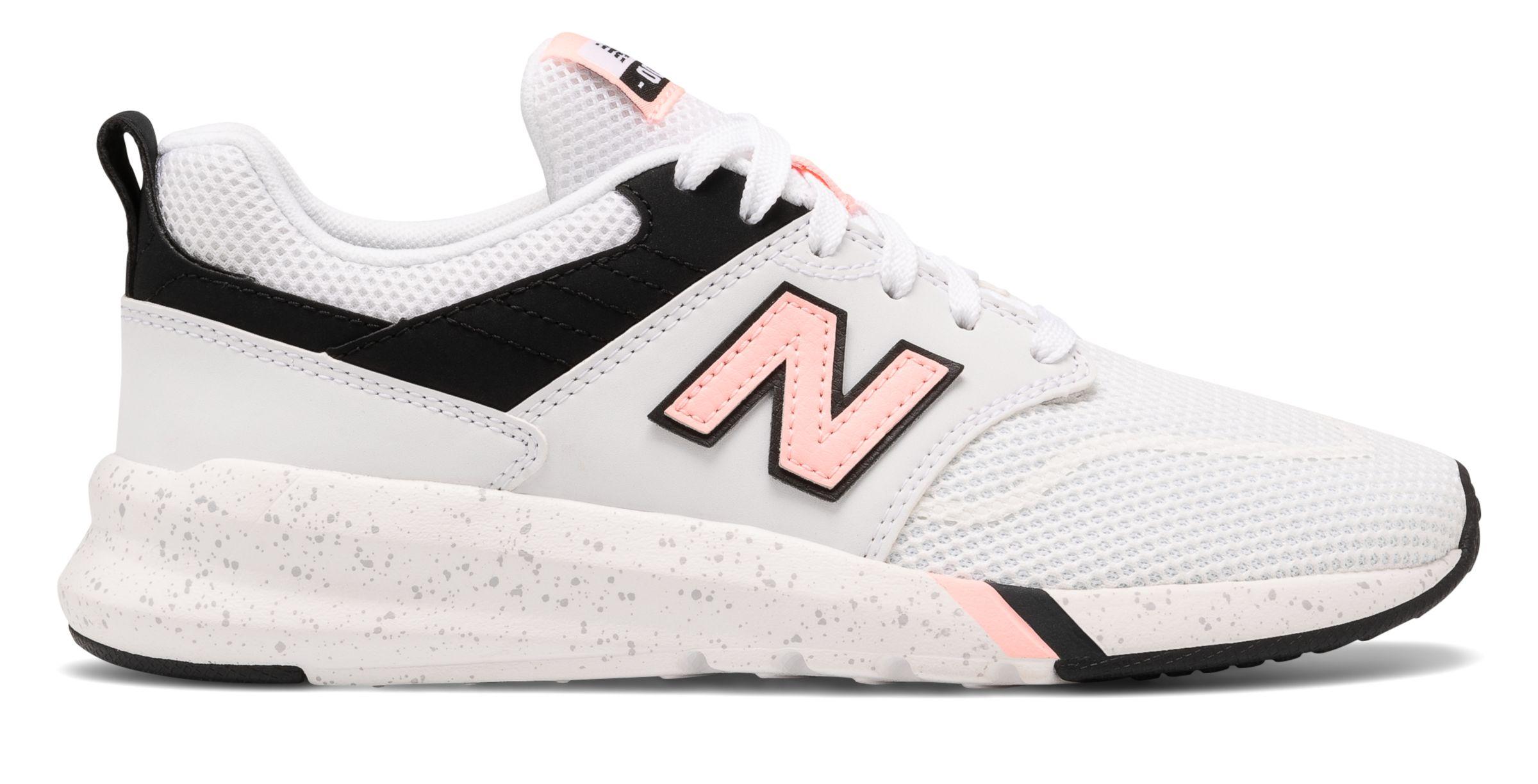 new balance 515 preto e rosa