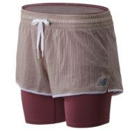 Women's Q Speed Breathe 2 In 1 Short