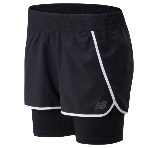 Women's Sport 2 In 1 Short