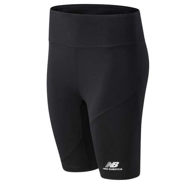 Women's NB Athletics Village Fitted Short