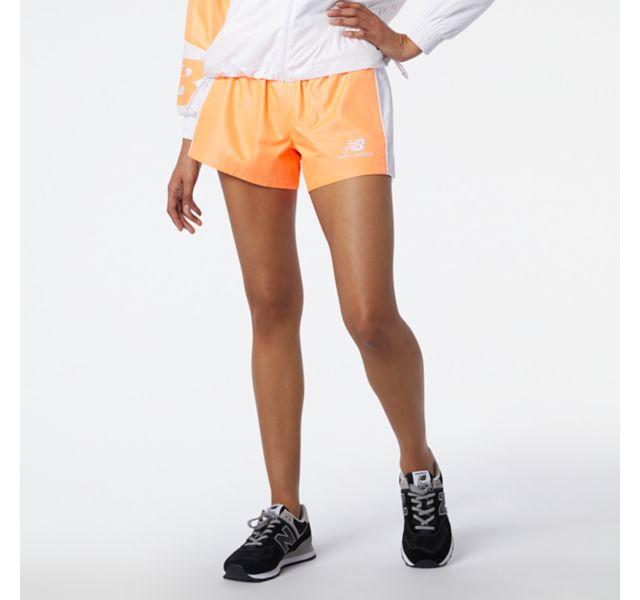 Women's NB Athletics Collide Woven Short