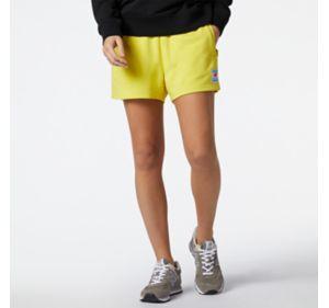 Women's NB Essentials Knit Short