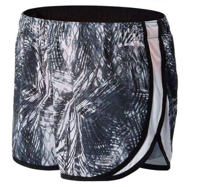 Women's Accelerate 2.5 Inch Printed Short