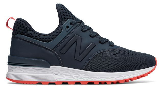 New Balance 574 Sport Women's Sport Style Shoes - (WS574-EM)