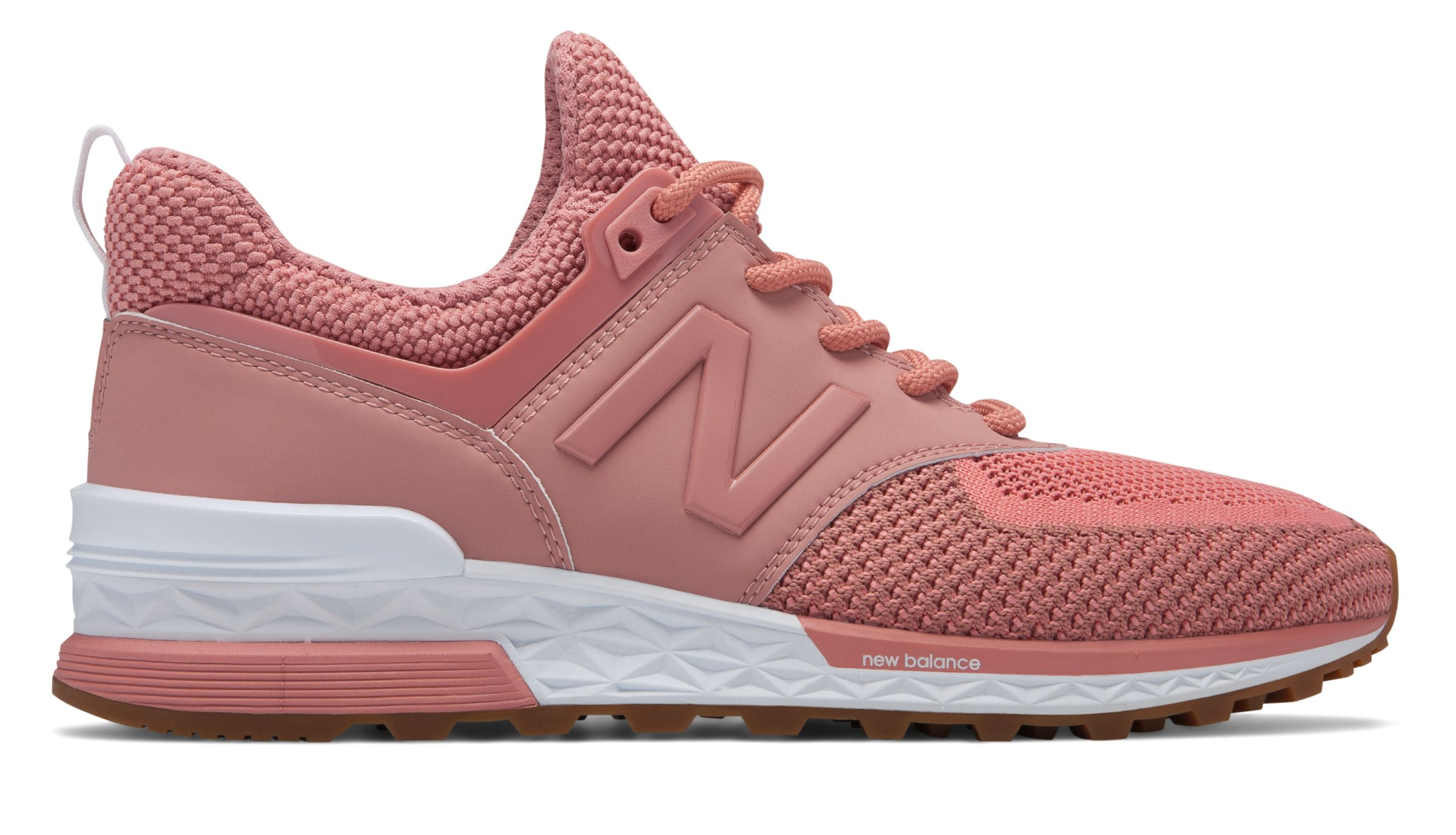 separation shoes 33b37 62638 Details about New Balance Female Women's 574 Sport Adult Lifestyle Shoes  Stylish Pink