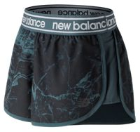 Women's Printed Accelerate 2.5 Inch Short