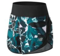 Women's 5 Inch Printed Impact Short