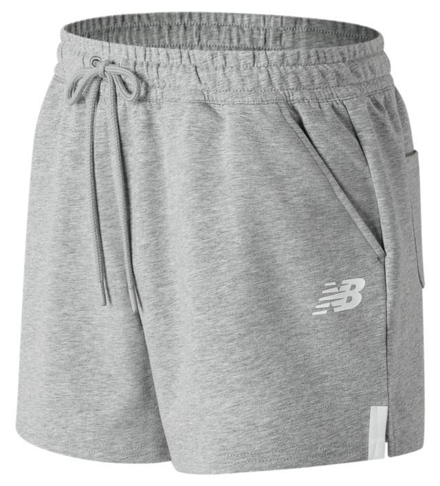 Women's NB Athletics Knit Short