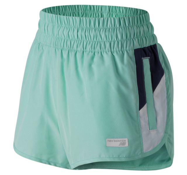 Women's NB Atheltics Wind Short