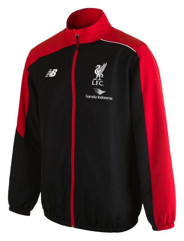 LFC Mens Training Presentation Jacket