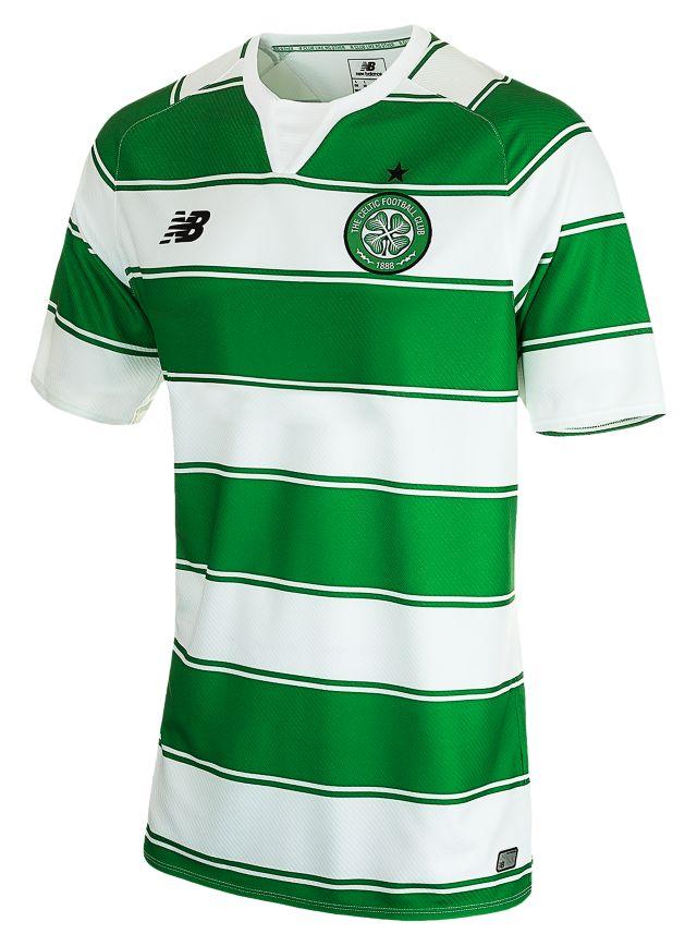 Celtic Jr Home Jersey
