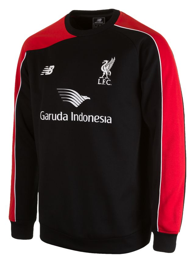 LFC Mens Training Sweat Top