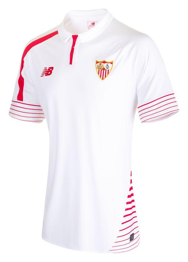 Sevilla Mens Home SS Jersey