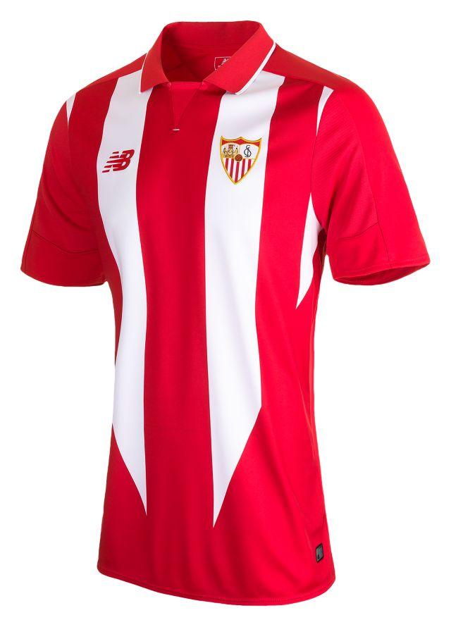 Sevilla Mens Away SS Jersey