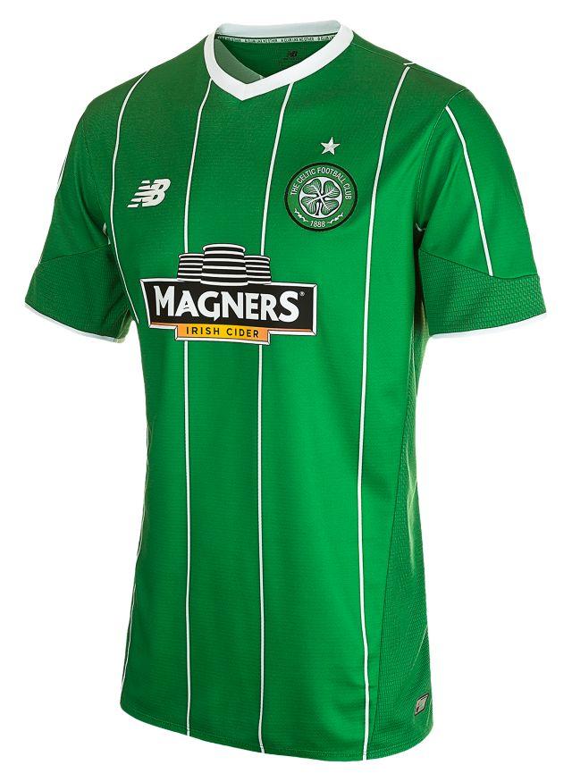 Celtic Mens Away SS Jersey