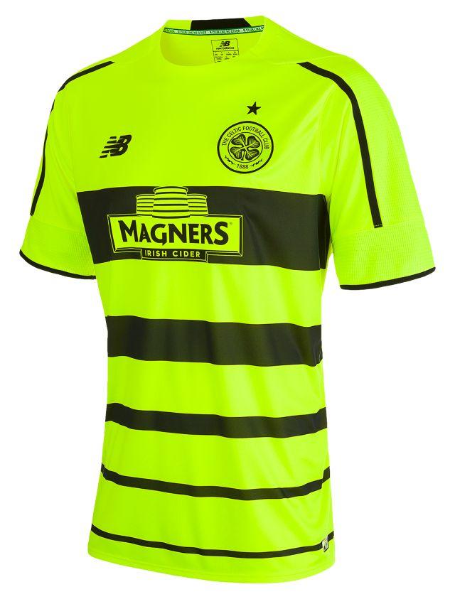 Celtic Mens 3rd SS Jersey