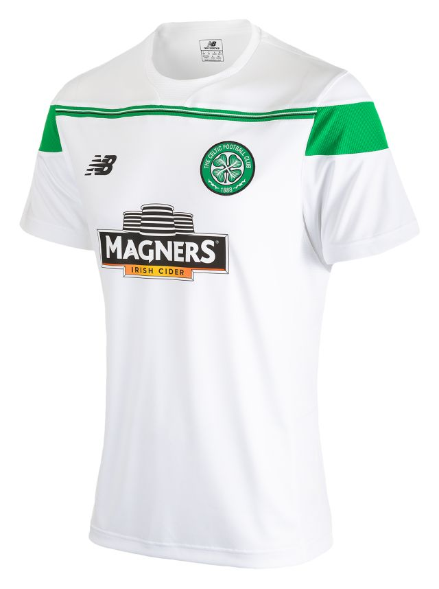 Celtic Mens Training SS Jersey