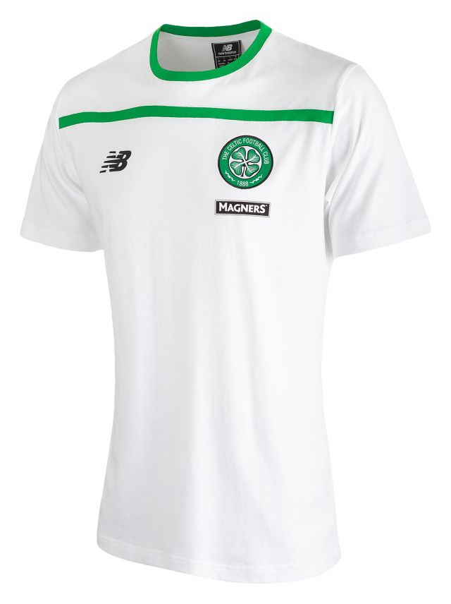 Celtic Mens Training Cotton Tee